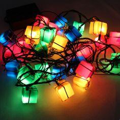 LED #LightsDecoration for a joyful #Christmas
