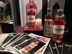 Lanique at Bouique Bar Show London