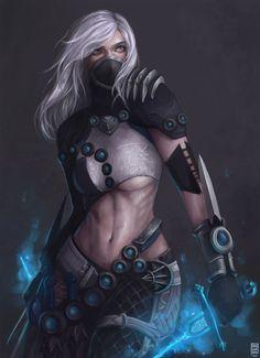 ArtStation - Guild Wars 2 Fanart, Astri Sjursen