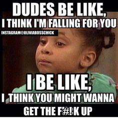 11 Olivia Boss Chick memes, LOL!! So funny!!!