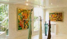 PURO ARTE.  Jose Manuel Merello.-  ART CONTEMPORAIN. PEINTURES. http://www.merello.com