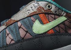 Nike Adds Camo Uppers To The Air Humara 17 Premium