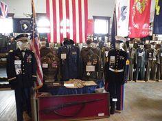 Livingston County War Museum in Pontiac, IL