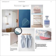 Trend Bible Home and Interior Trends S/S 2017 | mode...information GmbH