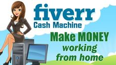 How to use Fiverr to make money online! - Learn how to build a business online as a freelancer on Fiverr.com.  Step-by-step training to get you started.