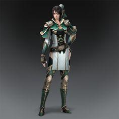 Xingcai - Dynasty Warriors 8