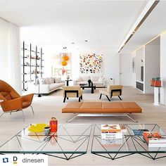 createurdeclassemagazine:  @dinesen ・・・ Scandinavian interior and design in this apartment in Beirut designed by Claude Missir. Dinesen GrandDouglas flooring and furniture from Carl Hansen and Son and Fritz Hansen #dinesen #dinesendouglas #granddouglas #carlhansenandson #fritzhansen #interior #design #claudemissiragency photo by @ramibaker1