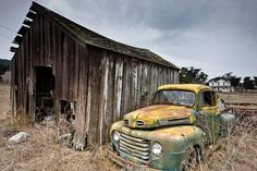 1949 Ford slipping away.                                                                                                                                                                                 More