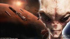 """Piloto de la CIA: """"Estamos en posesión de Naves Espaciales con Tecnología Alienígena. Halloween Face Makeup, Spaceships"""