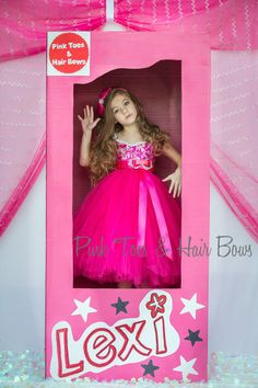 Barbie Dress- Barbie Tutu Dress-Barbie tutu-Barbie Birthday Dress by GlitterMeBaby on Etsy https://www.etsy.com/listing/168944975/barbie-dress-barbie-tutu-dress-barbie