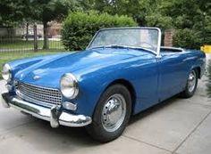 1961 Austin Healey Sprite MK2.