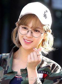 Twice-Jeongyeon 170602 on the way to Music Bank Music, Musica, Musik, Muziek, Music Activities, Songs