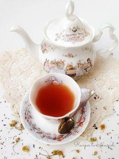 Calming After Dinner Tea   Recipes to Nourish