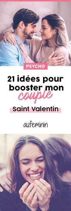 20 idées pour booster mon couple en 2018 que vous allez adorer, surotut à l'approche de la saint-Valentin ! /// #aufeminin #couple #vieàdeux #amour #viedecouple #lovelife #conseils