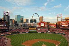 Busch Stadium. St. Louis, Missouri. Read about my love of baseball!!