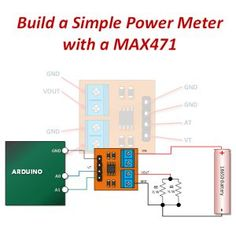 Arduino Power Meter with MAX471 B43   Henry's Bench