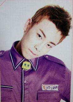 Pyo Ji Hoon aka P.O - Block B.