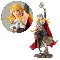 Marvel Female Thor Bishoujo Statue