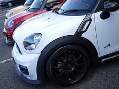 R60 COUNTRYMAN Front Bumper | Flickr - Photo Sharing!