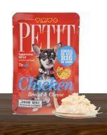 Sachet fraîcheur pour petit chien au poulet, SUPER PREMIUM