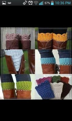 @Lori Ozechowski For boots....can you make these?