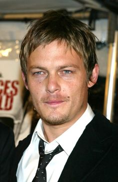 All The Times Norman Reedus Looked Super Hot With Short Hair | The Huffington Post Canada Style