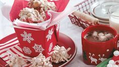 White chocolate Ting-a-Lings Wonderful dessert ready in 30 minutes. Enjoy these nutty candies made with almond bark or white choc chips and chow mein noodles.