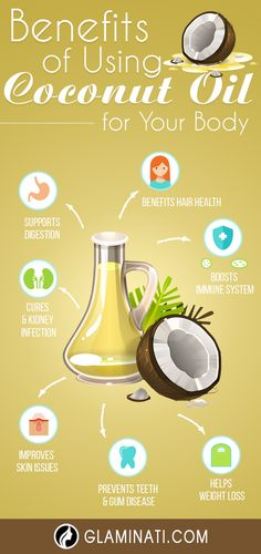Benefits of Using Coconut Oil for Hair and Skin