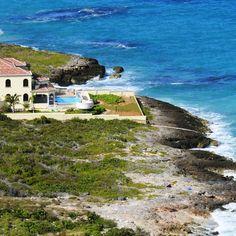 VILLA AMARILLA ON ISLAND HARBOR | Island Harbor, Anguilla | Luxury Portfolio International Member - Martha Turner Properties