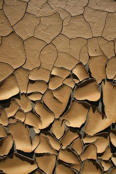 Textura del suelo en las minas de  Riotinto (Huelva)