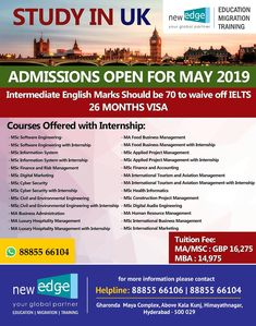 Overseas Education, Course Offering, Uk Post, Uk News, Ielts, Business Management, Study Abroad, Hyderabad, Adobe Illustrator