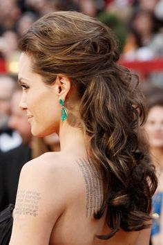 Wedding Hairstyles, Celebrity Hairstyles, Wedding Hairstyles For Long Hair, Hair Updos Celebrity Hairstyles, Bride Hairstyles, Down Hairstyles, Hairstyles 2018, Angelina Jolie Hairstyles, Red Carpet Hairstyles, Retro Hairstyles, Party Hairstyles, Ponytail Hairstyles