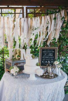 white abd gold steamers wedding