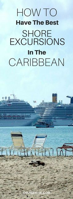 How to Have the Best Shore Excursions in the Caribbean. #cruise #caribbean #traveltips #cruisetips