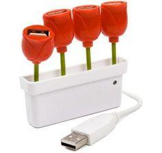 Tulip bed USB adapter