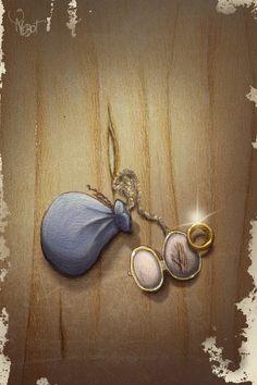 """Ilustración del libro """"Oliver Twist"""""""