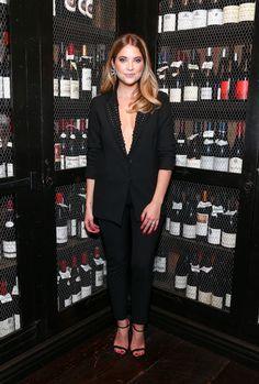 Ashley Benson Fashion Style