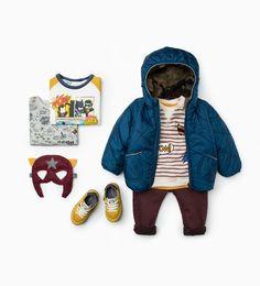 Shop by Look - Bebé Menino - Crianças | ZARA Portugal