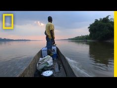 (36) 60 Seconds of Life on the Congo River | National Geographic