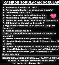 "Kabrimi ve kalbimi iman ve kur-an ""Nuruyla"" Nurlandır. Cool Words, Wise Words, Love In Islam, Allah Islam, Interesting Information, Meaningful Quotes, Quotations, Prayers, Religion"