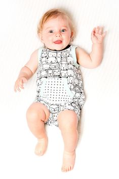 1b46271a9bd Whole Wheat Baby Boy Romper