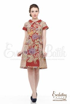 Fabric :Handmade batik stamp pekalongan