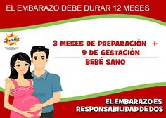 #Afiche sobre #embarazo