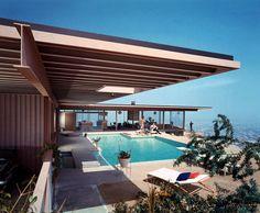 1959- case study house 22 - Pierre Koening - Architect   Flickr - Photo Sharing!