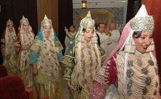 chedda... traditional dress for weddings.
