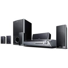 Sony DAVHDX266 Bravia 5Disc Home Theater System with HDMI connectivity *** Click image to review more details.