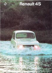 Renault 4S