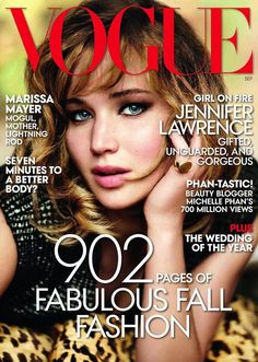 : Jennifer Lawrence by Mario Testino
