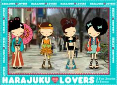 harajuku-lovers-website