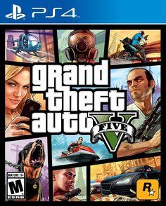 Grand Theft Auto V - PlayStation 4 Standard